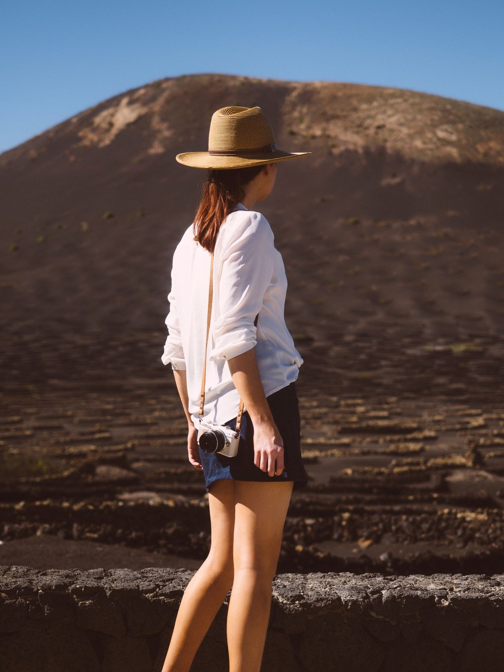 Jay McLaughlin Olympus PEN E-PL7 Travel Photography Lanzarote Blogger Tips Lorna Luxe