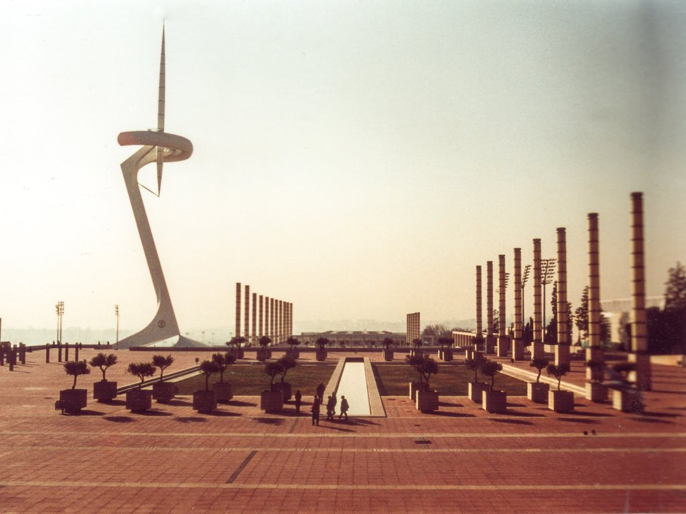 Minolta Vectis S-1 APS Advanced Photo System Advantix Film Camera Review 1996 Barcelona Olympic Park