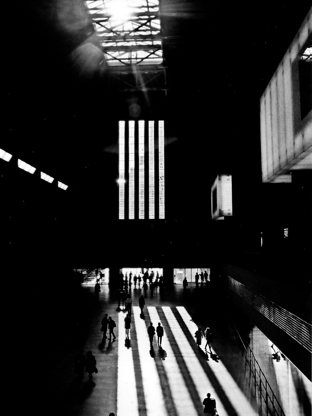 Minolta Vectis S-1 APS Advanced Photo System Advantix Film Camera Review 1996 Tate Modern