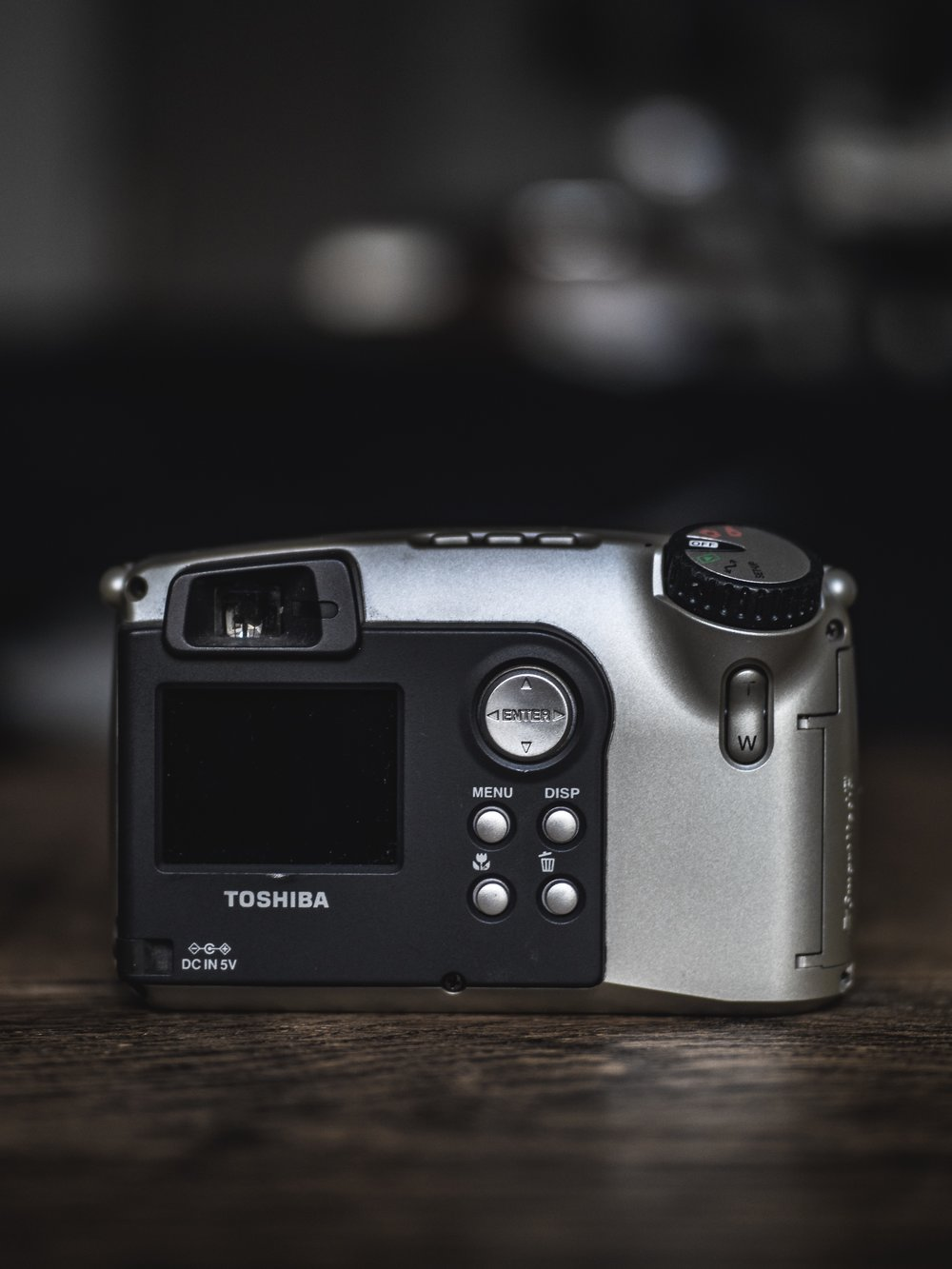 Toshiba PDR-M60 Camera Review