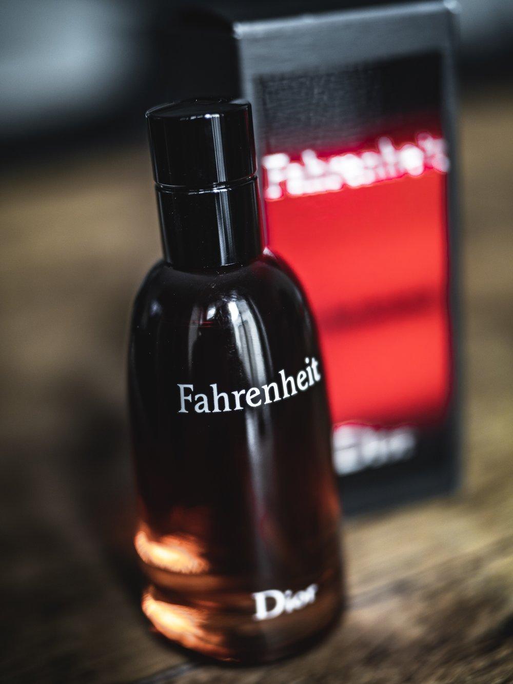 Dior Fahrenheit Fragrance Review