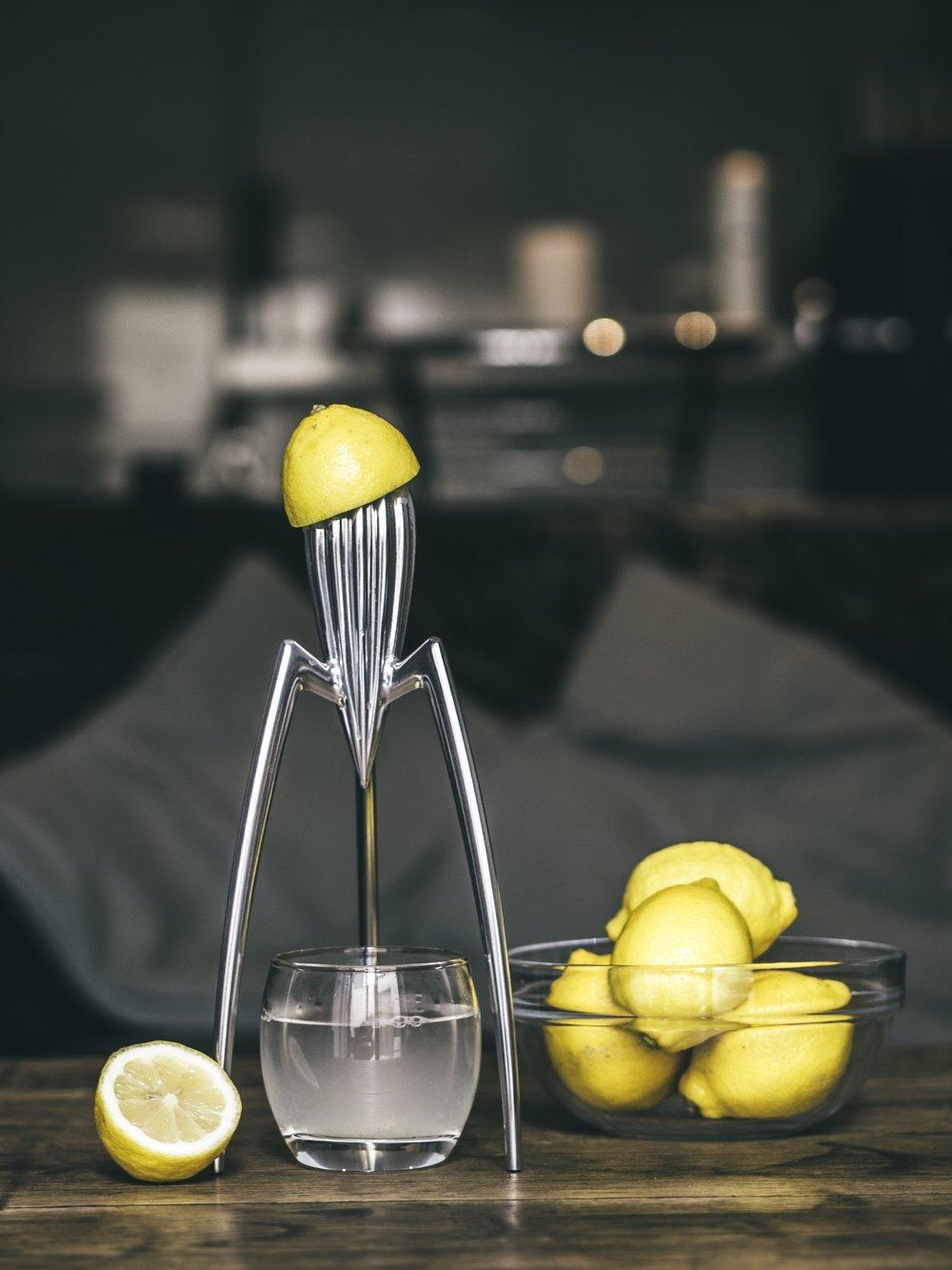 Alessi Juicy Salif by Philippe Stark 1990 Form vs Function Lemon Squeezer
