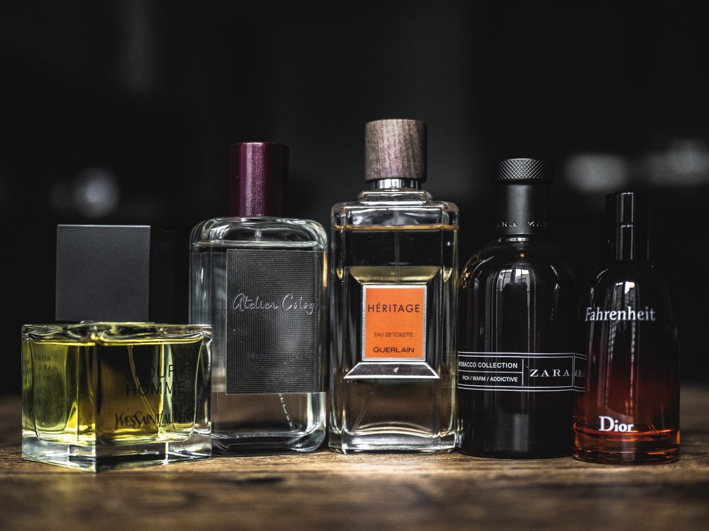 Top 5 Autumn Winter Fragrances for the Colder Weather
