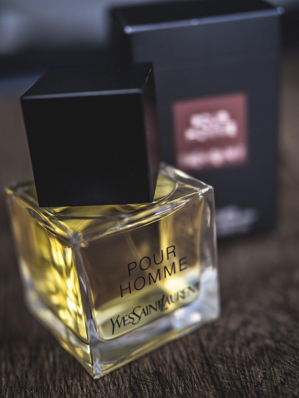 Top 5 Autumn Winter Fragrances for the Colder Weather Yves Saint Laurent Pour Homme