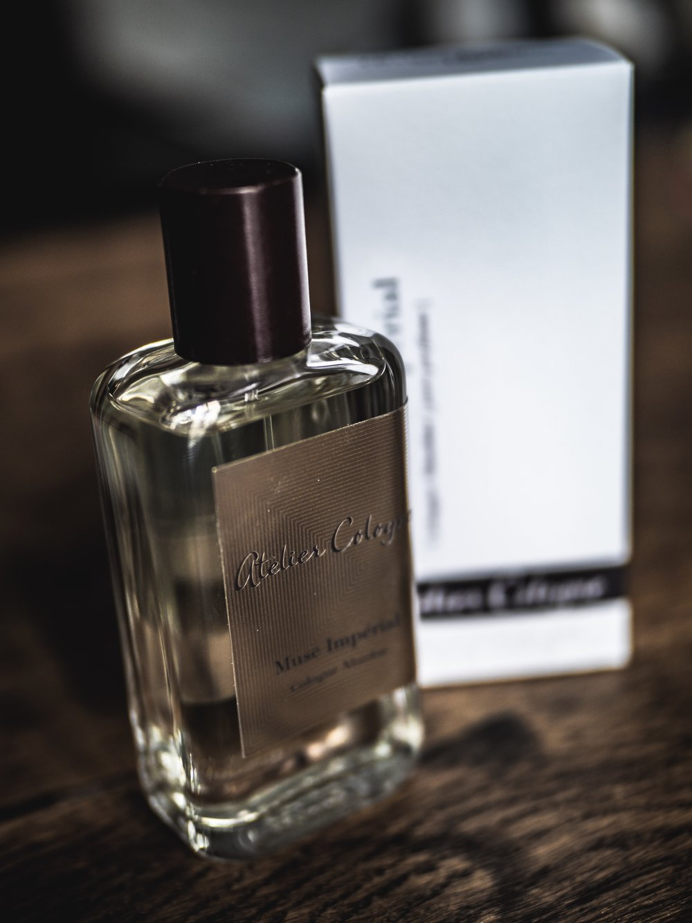 Top 5 Autumn Winter Fragrances for the Colder Weather Atelier Cologne Musc Impérial