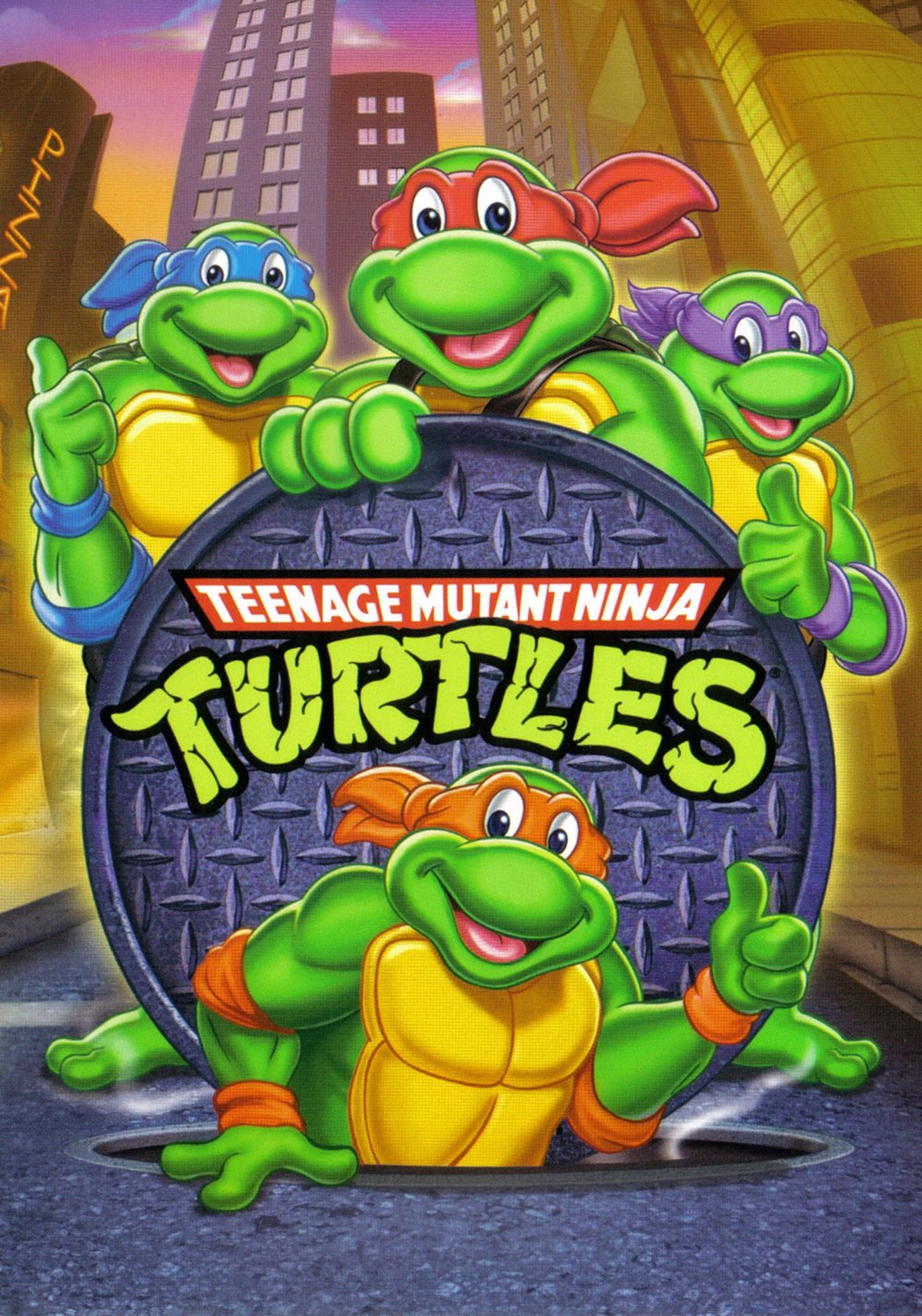 Teenage Mutant Ninja Turtles 2014 Movie Review TMNT Original Cartoon