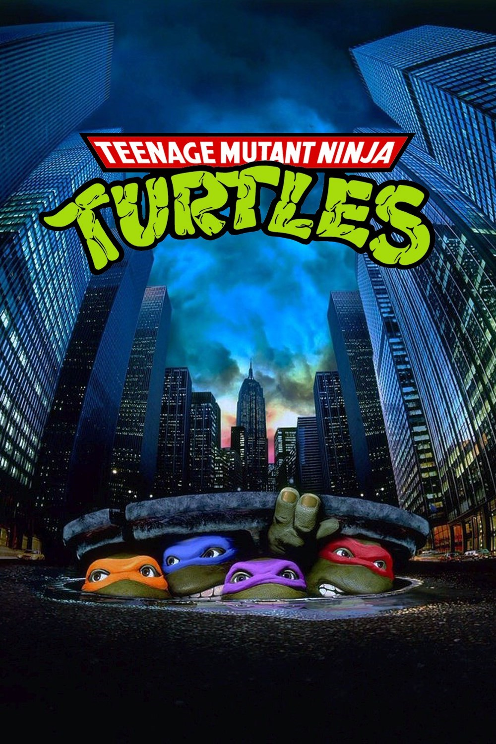 Teenage Mutant Ninja Turtles 2014 Movie Review TMNT Original 1990