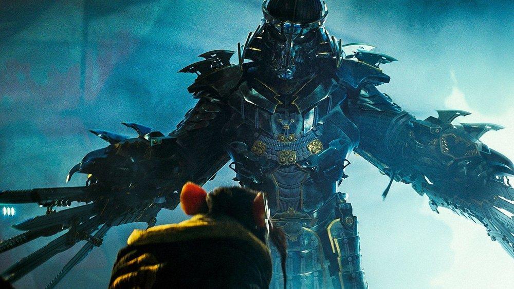 Teenage Mutant Ninja Turtles 2014 Movie Review TMNT The Shredder