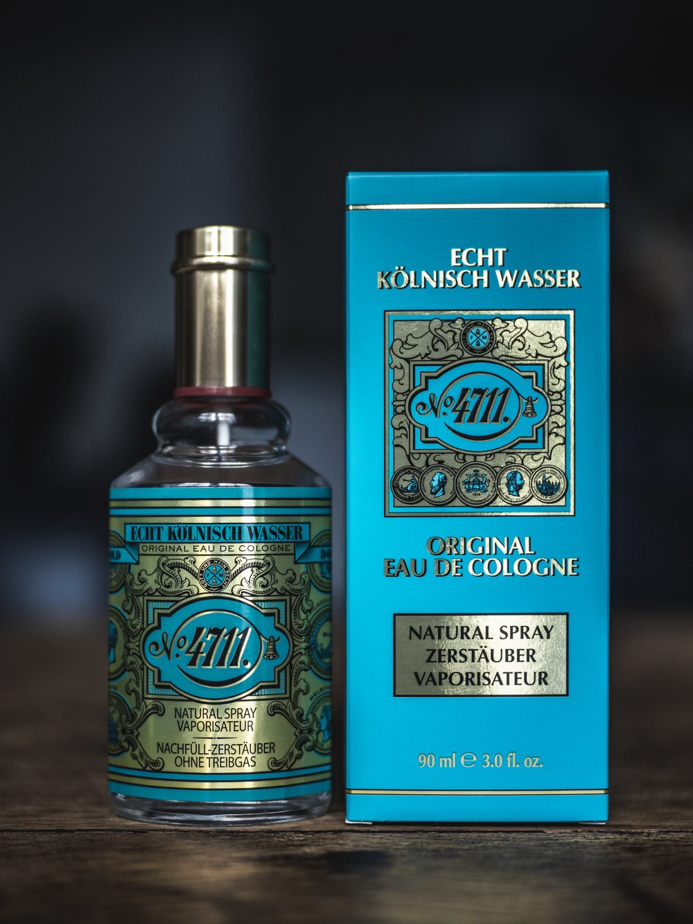 4711 Original Eau de Cologne Fragrance Review