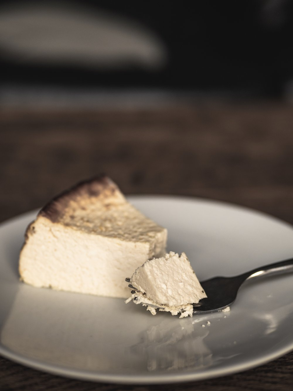 Zero Carb Carnivore Cheesecake New York Recipe Homemade Cooking Baking Baked Dessert Animal based Diet Weight Loss