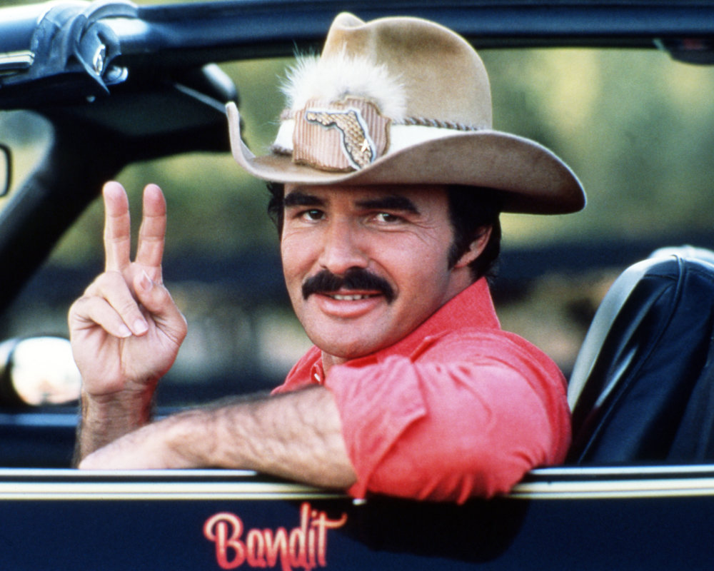 Burt Reynolds Smokey & The Bandit
