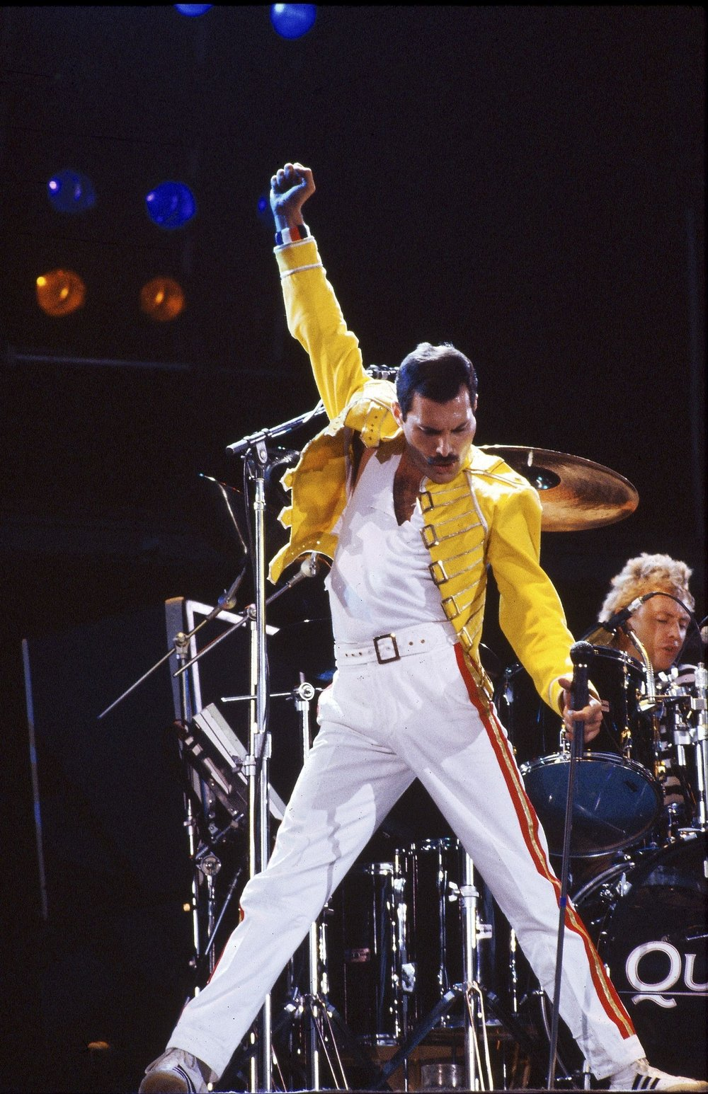 Freddie Mercury Wembley Stadium