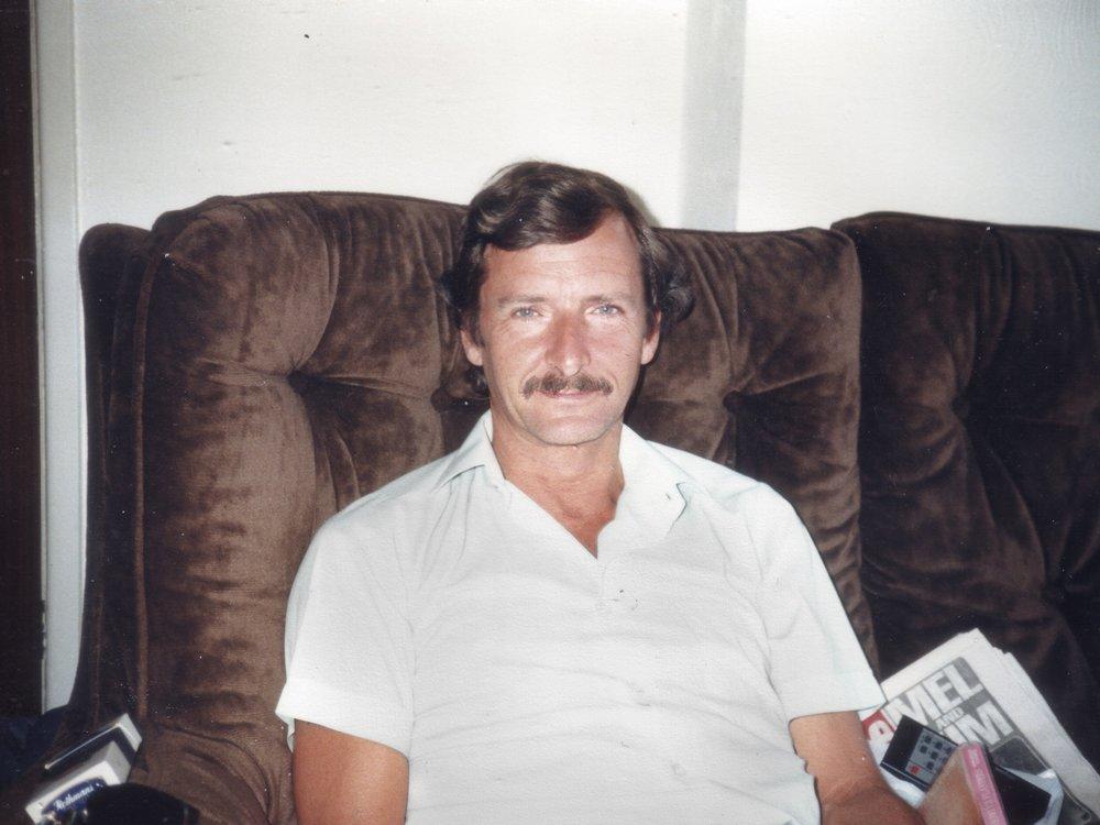 Jim McLaughlin Moustache Mustache