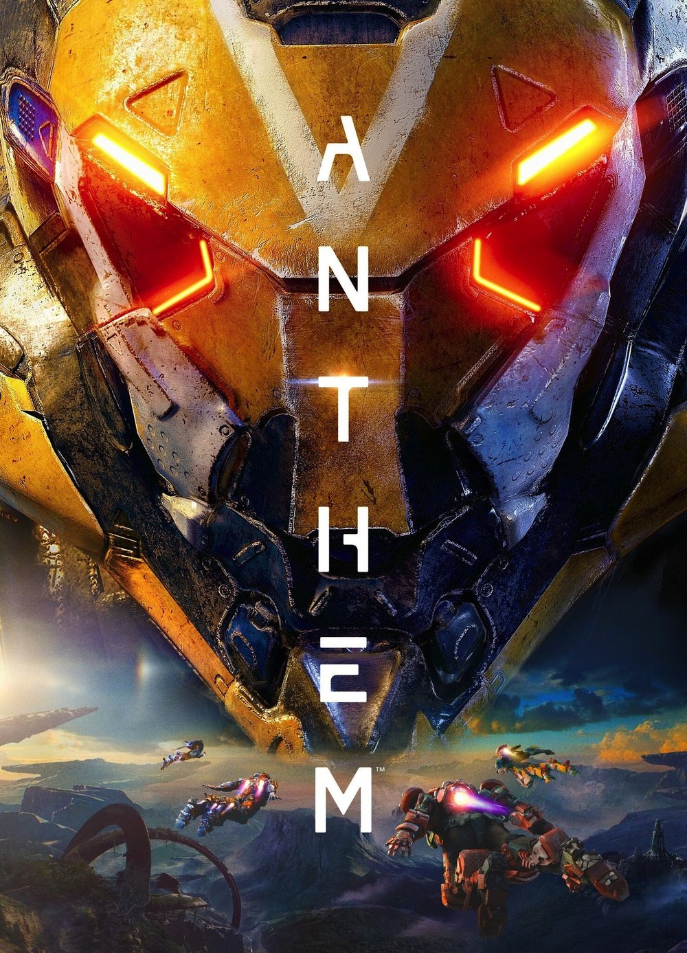 Anthem Game Review EA Bioware Interceptor Jay McLaughlin Looter Shooter Launch