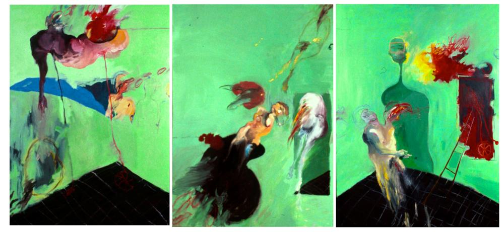 Triptych of '97