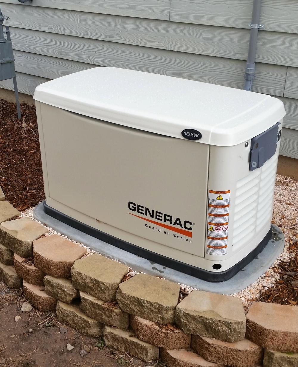 16 kW Generator