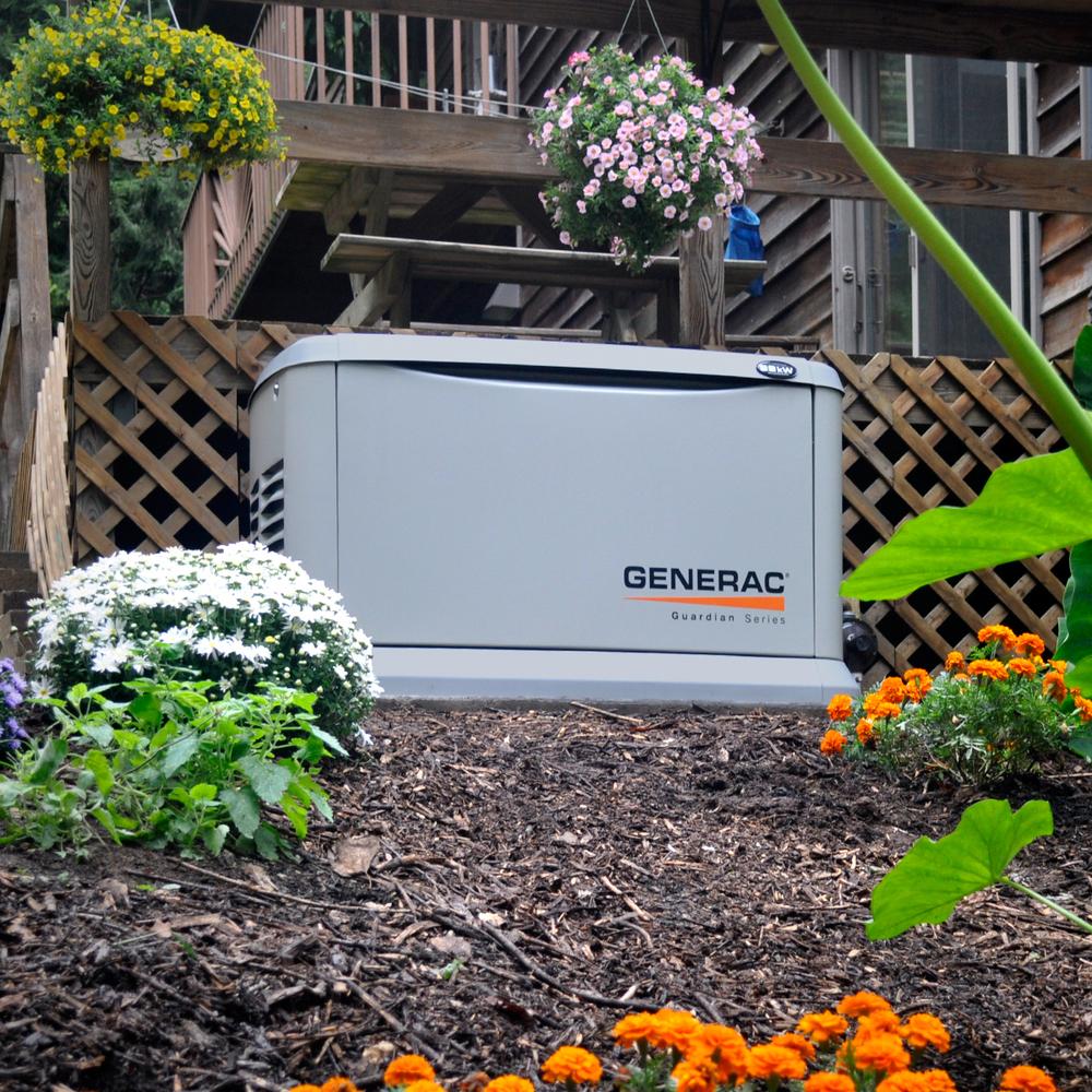 22 kW Generator