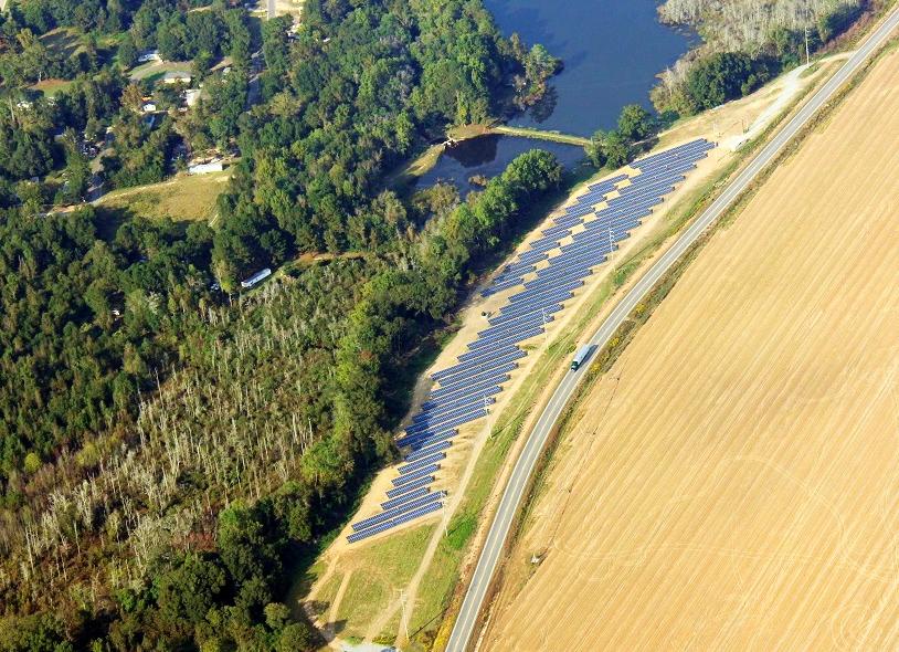 Chase 1 Solar Farm