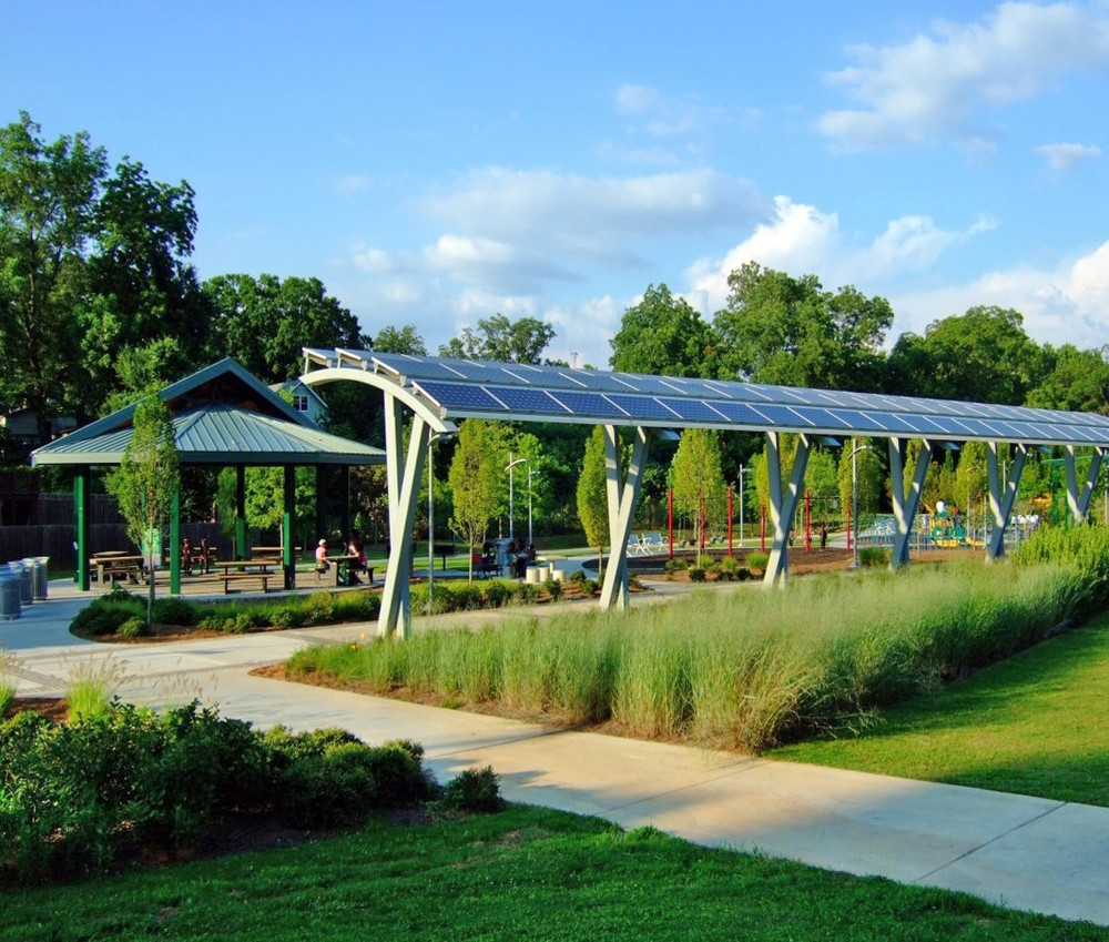Atlanta Beltline - DH Stanton Park