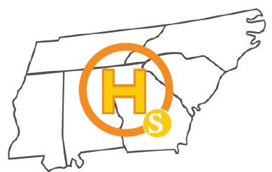 Hannah Solar serves the Southeast with offices in Atlanta and Savannah, GA, Asheville, NC, and satellite offices in AL, MS, TN and SC.