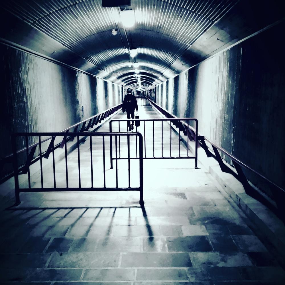 En lang og sørgelig tunnel.