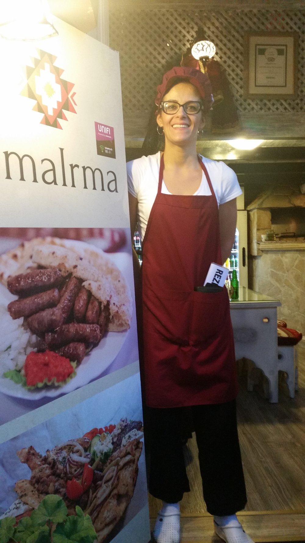 Den beste kokken i Mostar!