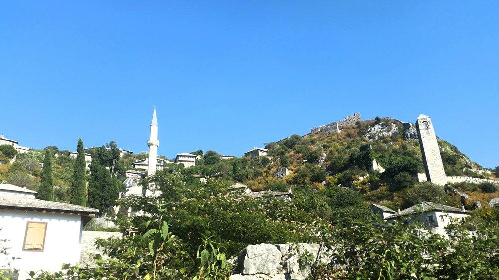 Middelalderbyen Pocitelj