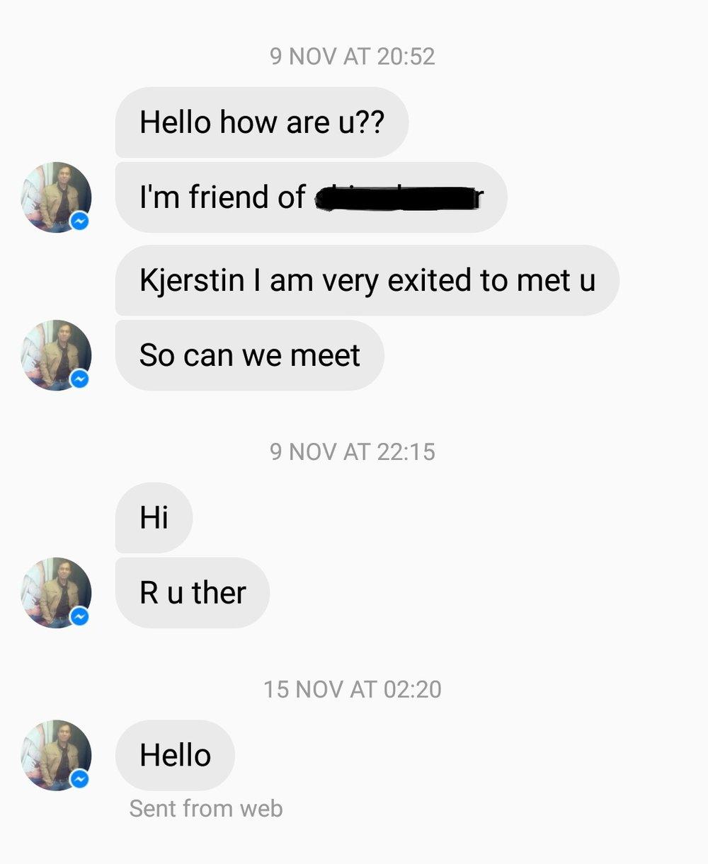 kvinner møtes der flørtende slem tekstmeldinger