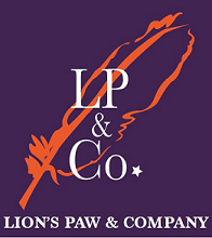 Lion's Paw and Co. Logo small.png