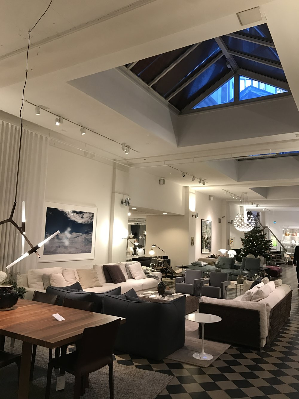 Amazing home interior boutique in Ostermalm