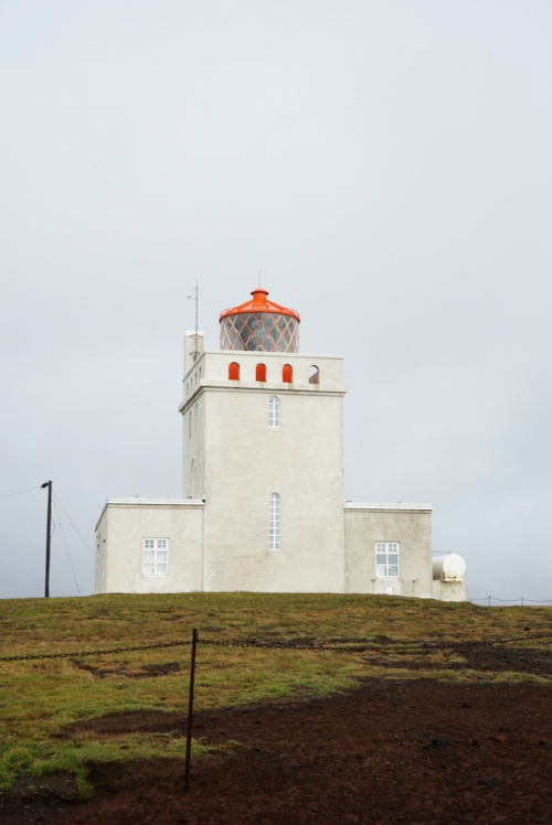 Day 3: Dyrhólaey Lighthouse - the drive up here is no joke.