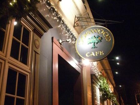 Dogwood Cafe, Jamaica Plain, MA