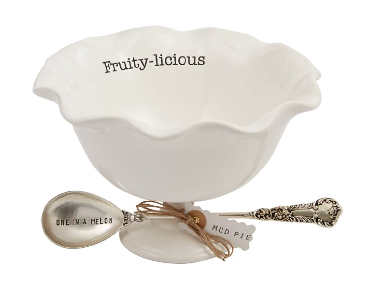 Fruit Pedestal Bowl Set $39.95