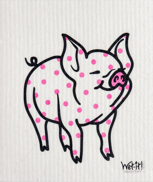 Wet-It Polka Pig $5.49