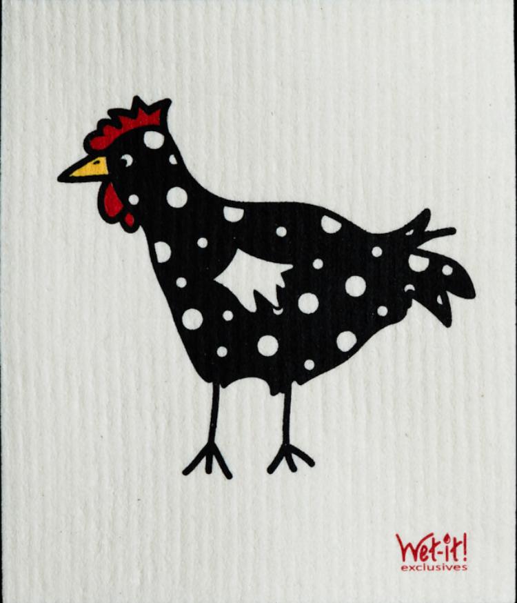 Wet-It Black Spotted Chicken $5.49