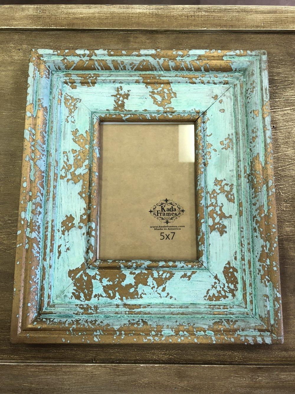 5x7 Tabletop Frame-Patina $44.98