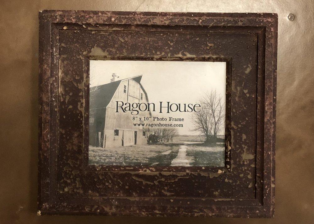 8x10 Burgundy Rustic Frame $41.98