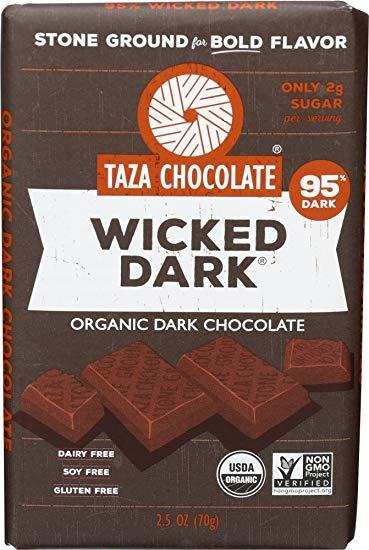 Wicked Dark - by Taza Chocolate