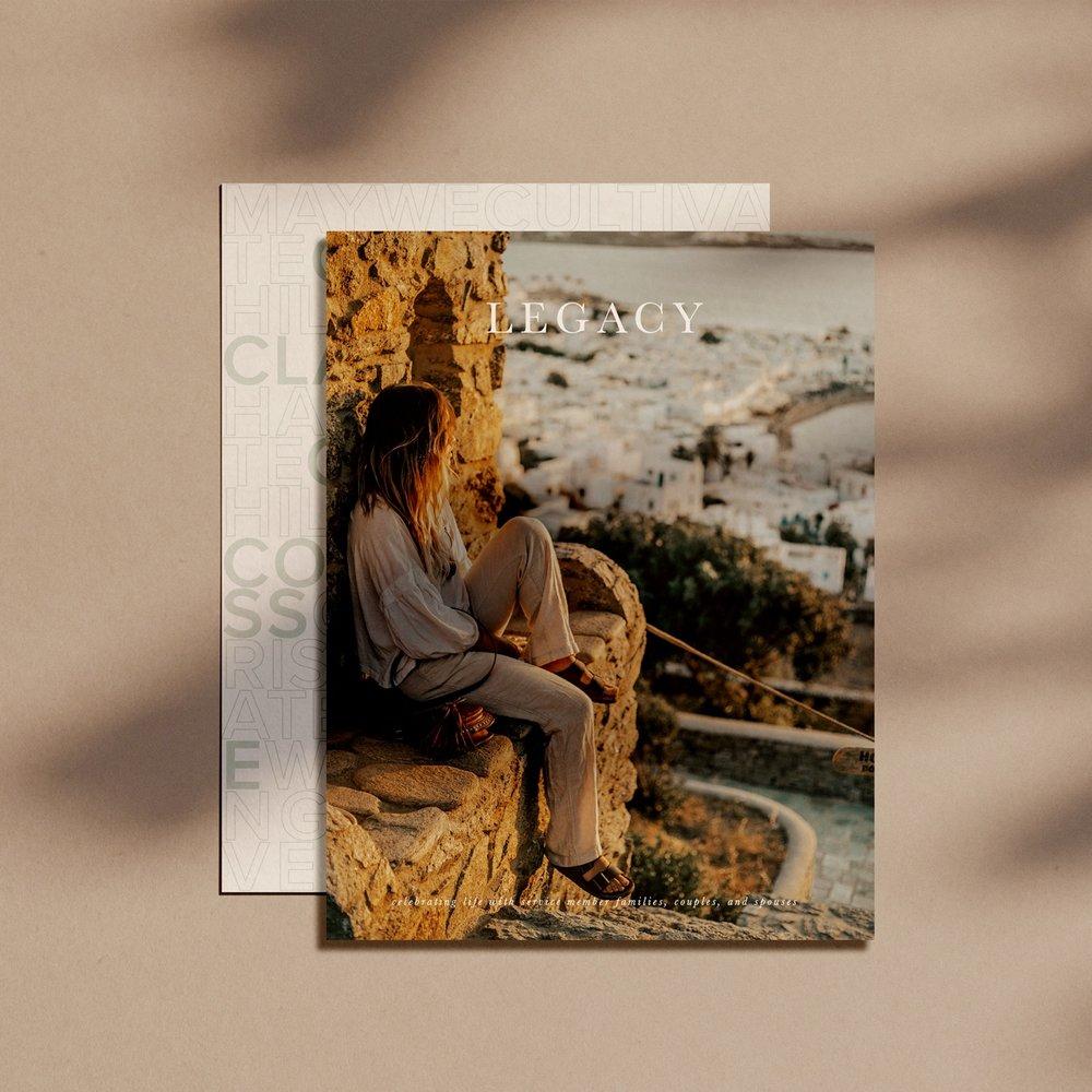 Legacy Magazine -