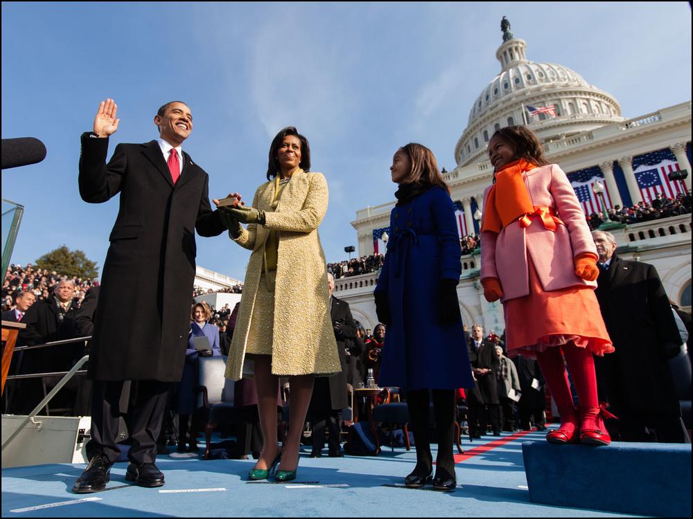 Inauguration, 2009