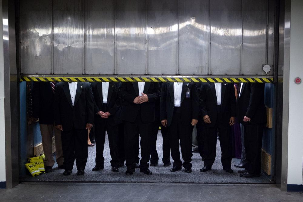Elevator Manifest - Washington, DC