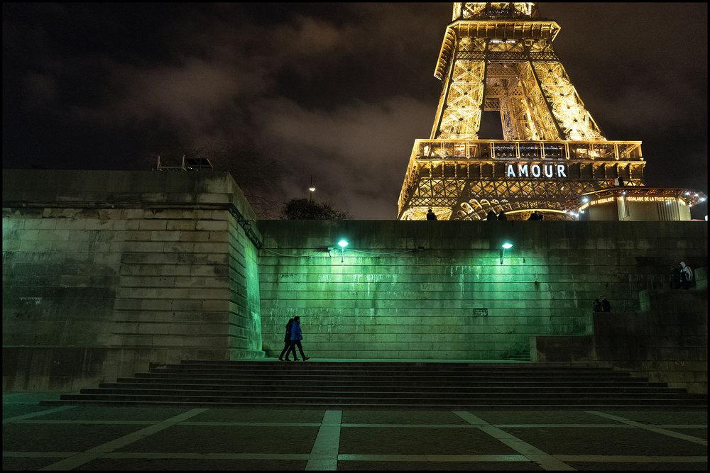 Amour - Paris, 2016