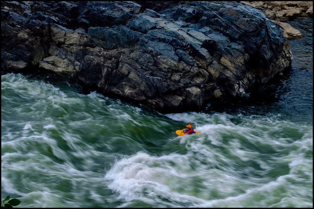 O-Deck Surf, Potomac River - Great Falls