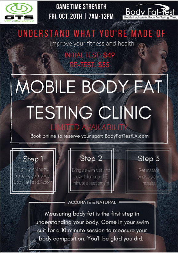 Body Fat Test Los Angeles El Segundo Game Time Strength Fat Loss Nutrition Personal Training Group Training.png