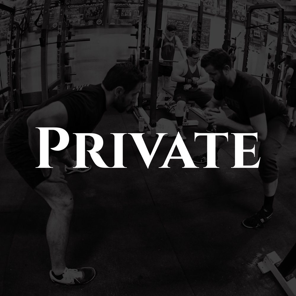 Private Personal Training GTS Game Time Strength Best Coach Gym El Segundo Los Angeles.JPG