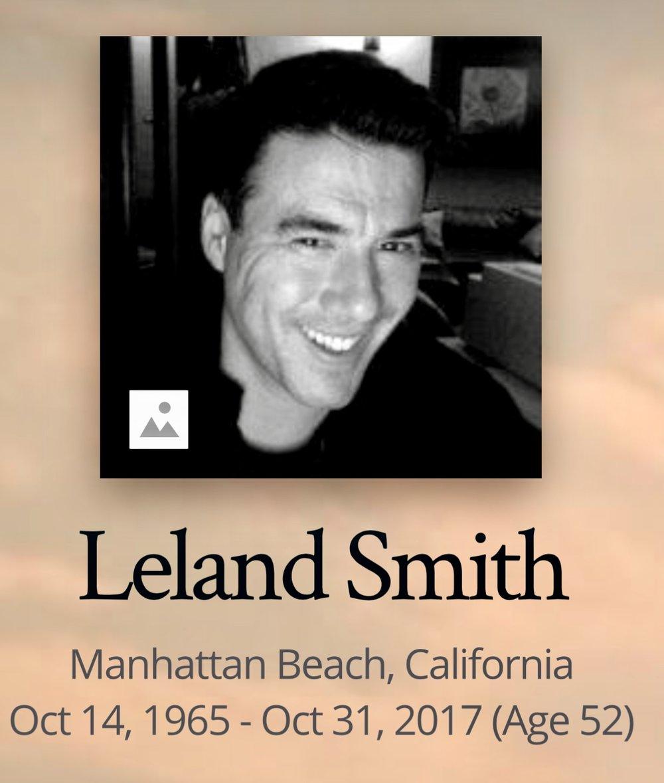 GTS Athlete Leland (Lee) Smith