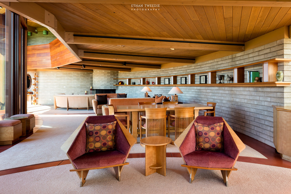 Frank Lloyd Wright Hawaii