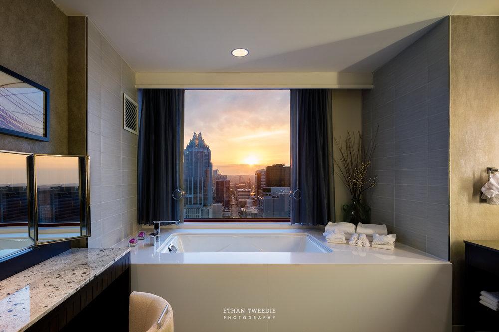 Hilton Austin Presidential Suite