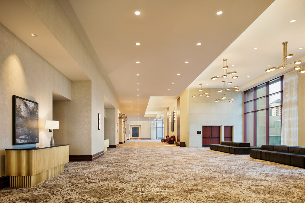 Hilton Austin Ballroom Meeting Lounge