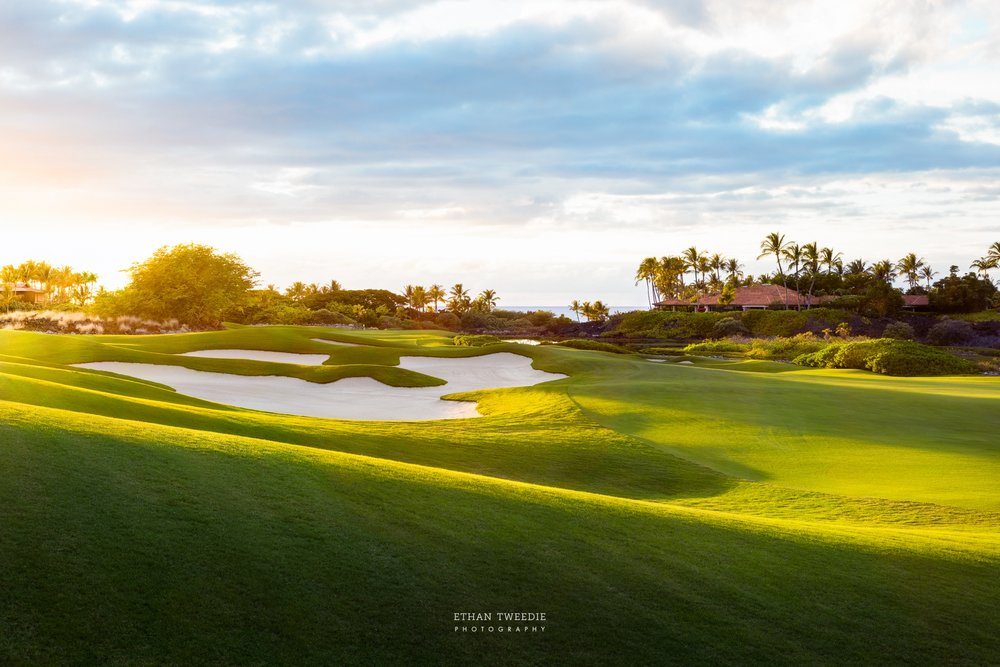 Hualalai Course Hole 5